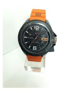 Reloj Caballero Tommy Hilfiger Modelo Th1791205 Sumergible
