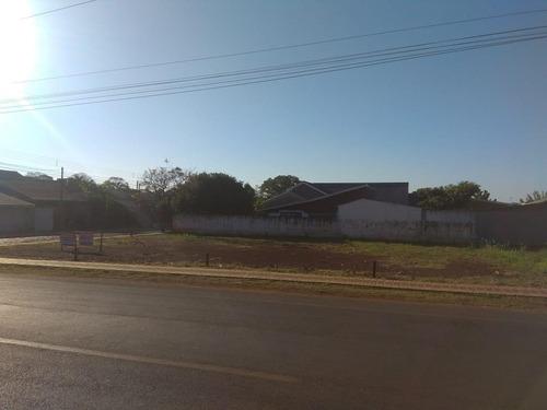 Imagem 1 de 4 de Terreno À Venda, 462 M² Por R$ 590.000,00 - Jardim Lancaster - Foz Do Iguaçu/pr - Te0326