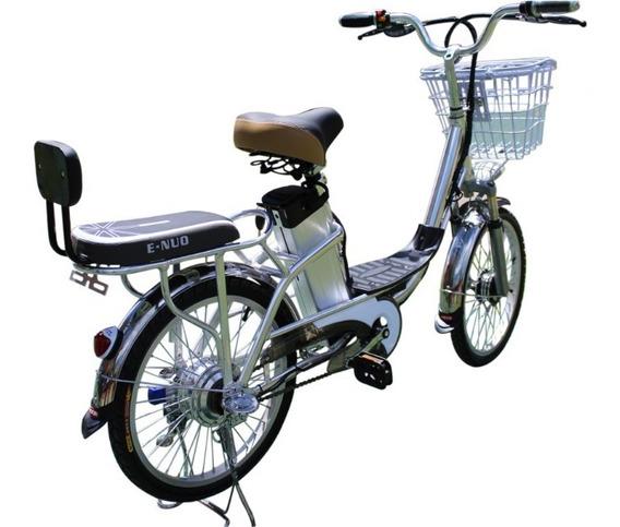 Bicicleta Eléctrica Dos Puestos Rin 20 30km