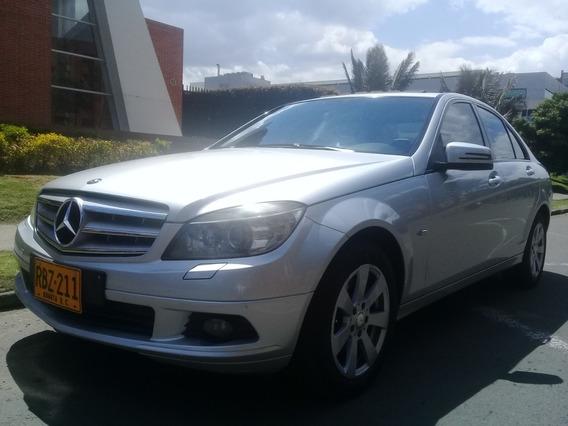 Mercedes Benz C200 Cgi Blue