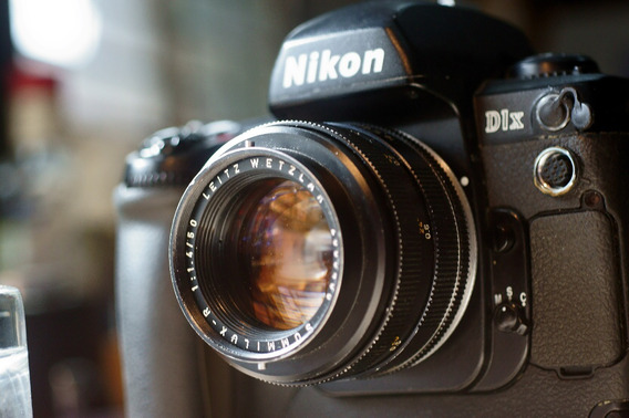 Conversion Lentes Sistemas Canon Ef Y Sony E.