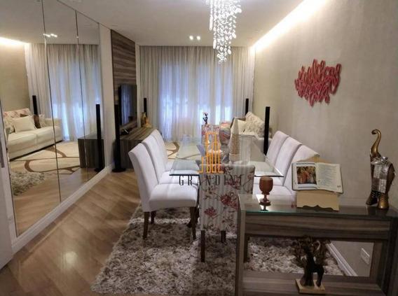 Apartamento Residencial À Venda, Vila Baeta Neves, São Bernardo Do Campo. - Ap1004
