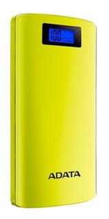 Adata Power Bank Cargador Portatil Celular P20000d Colores