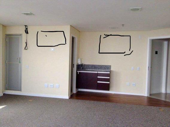 Sala Em Continental, Osasco/sp De 45m² Para Locação R$ 1.550,00/mes - Sa427951