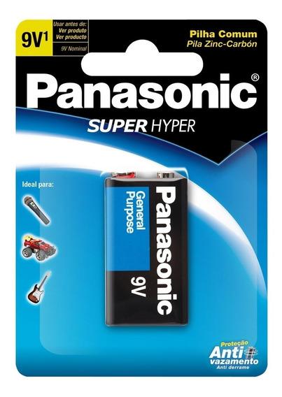 Pila De 9v Panasonic Blister 1 Und