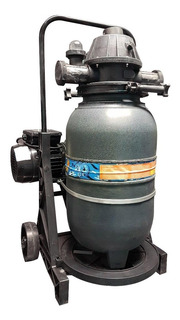Filtro 30 Mil Litro+carro+bomba 3/4hp+carga+palo+cepillo Kit