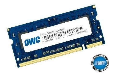 Owc 4.0 Gb Pc-5300 Ddr2 667 Mhz So-dimm, 200 Pines, Memoria