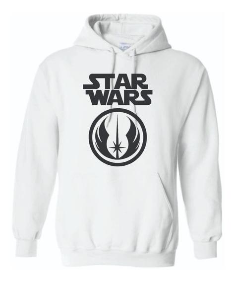 Sudadera Gorro Star Wars Jedi Order Logo 1 Hombre Mujer