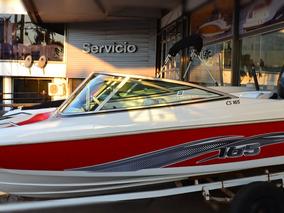 Lancha Campanili Cs165 Con Yamaha F115
