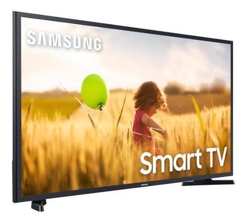 Imagem 1 de 5 de Smart Tv Lh43betm 43  Samsung