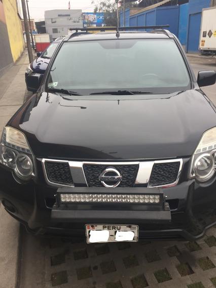 Nissan Xtrail Xtreme 2.5 2011 Negra 5puertas 4x4 Todoterreno