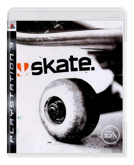 Skate Ps3 Mídia Física Pronta Entrega