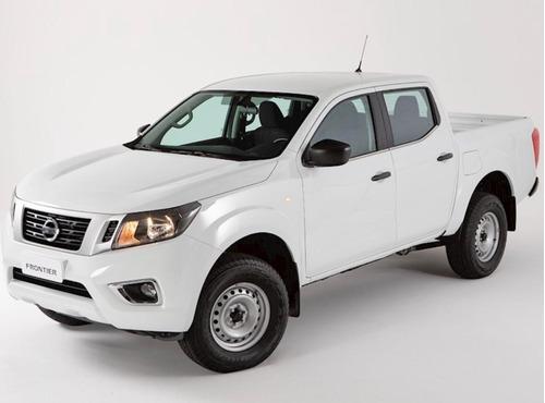 Nissan Frontier 2.3 S Cd 4x4 Mt