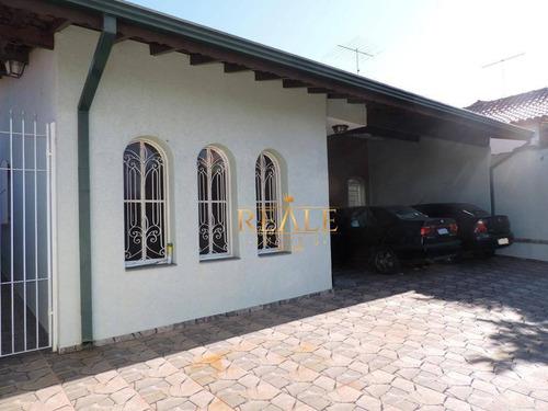 Casa À Venda, 161 M² Por R$ 680.000,00 - Residencial Aquários - Vinhedo/sp - Ca1156