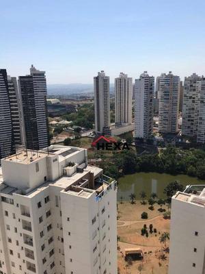 Flat Com 1 Dormitório À Venda, 31 M² - Jardim Goiás - Goiânia/go - Fl0003