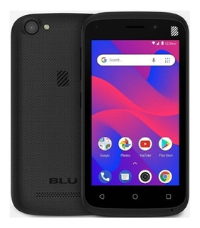 BLU Advance Series L4 Dual SIM 8 GB Preto 512 MB RAM