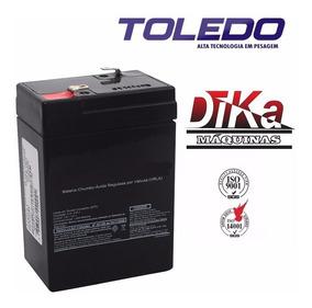 Bateria Toledo Balança Eletrônica Digital Vários Modelos