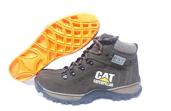 Tênis Boot Adventure Caterpillar Palmilha De Gel Masc