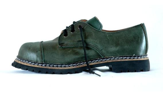 Zapatos Punta Partida Base Simple 34 Al 40mujer Hombre