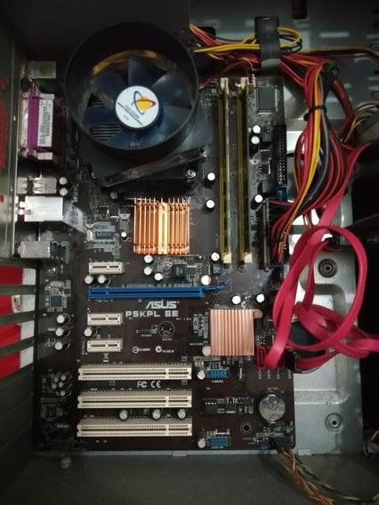 Kit Upgrade Asus P5kpl Se + Quad Core Q 8400 +geforce Gt 430