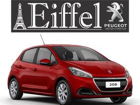 Peugeot 208 Active 1.6 115cv A Patentar Tasa 0% Entrega Inm.