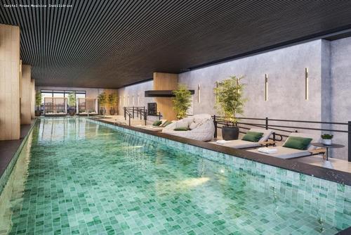 Apartamento Para Venda Em São Paulo, Brooklin Paulista, 2 Dormitórios, 1 Suíte, 2 Banheiros, 1 Vaga - Cap3044_1-1367836