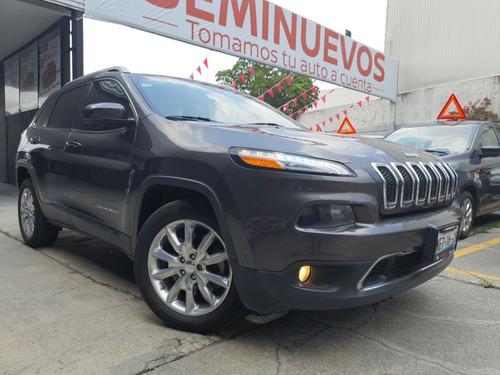 Imagen 1 de 15 de Jeep Cherokee Limited Plus At 2017