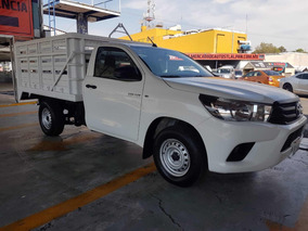 Toyota Hilux 2.7 Chasis Cabina Mt 2017