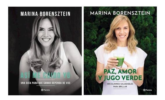 Así Me Cuido Yo + Paz Amor Y Jugo Verde - Borensztein