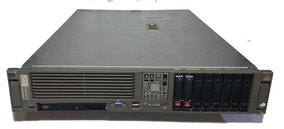 Servidor Hp Proliant Dl380 G5 Gab.2u 8gb