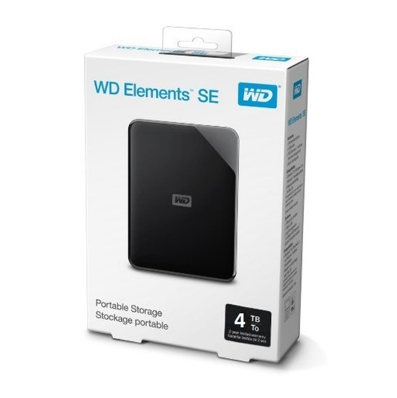 Hd Externo Western Digital 4tb Expansion Usb 3.0