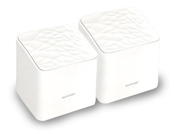 Sistema Wi-Fi mesh Multilaser Cosmo RE010 branco