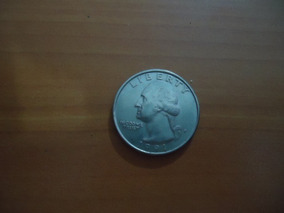 Moeda Quarter Dollar - 1991