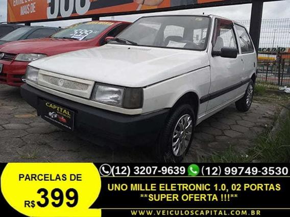 Fiat Uno Mille Eletronic 1.0 2p 1994