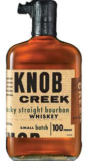 Whisky Bourbon Knob Creek 100 Proof Small Batch Origen Usa.
