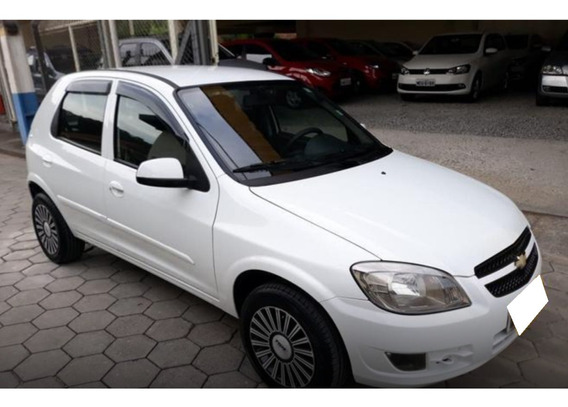Chevrolet Celta 1.0 Lt Manual 2012 Flex