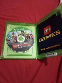 Lote Jogos Xbox One 7 Mais 2 De Brinde Surpresa