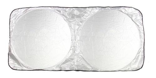 Parasol Cortina Parabrisas Grande Gris Vexo