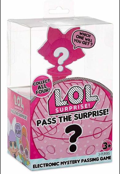 Boneca Lol Surprisa Nova E Na Caixa