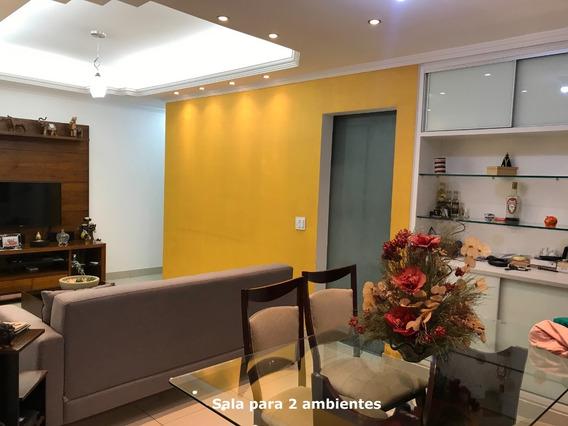 Apartamento Com 4 Quartos Para Comprar No Candelária Em Belo Horizonte/mg - 44698