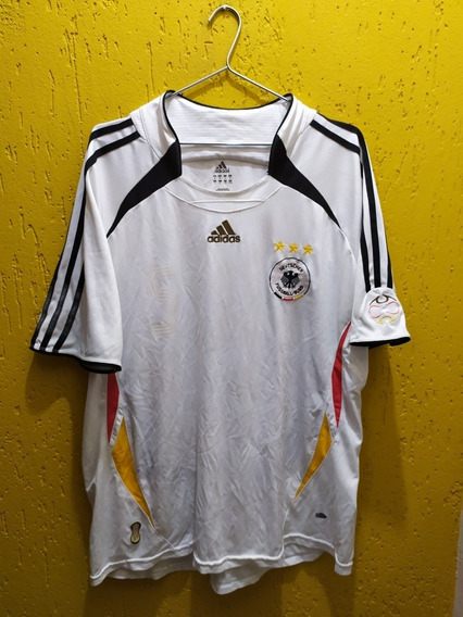 Camisa Da Alemanha adidas Beckenbauer N*5