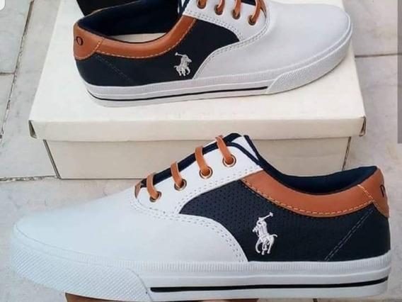 Zapatillas Polo Hombre