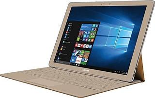 Tablet Samsung Galaxy Tabpro S 12 Intel M 8gb 256gb -dorado