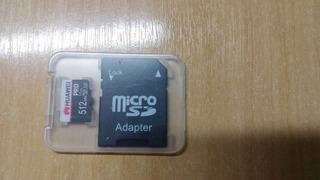Cartão Microsd 256 E 512mb Para Smartphone - Oferta !!!