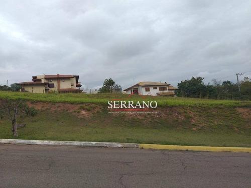 Terreno À Venda, 491 M² Por R$ 375.000,00 - Condomínio Villagio Capriccio - Louveira/sp - Te0468