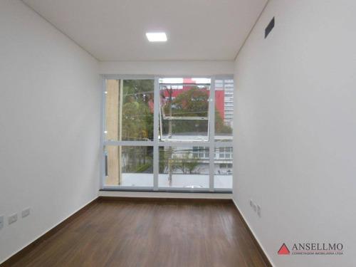 Sala Para Alugar, 18 M² Por R$ 1.200,00/mês - Centro - São Bernardo Do Campo/sp - Sa0405