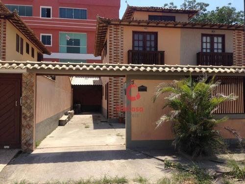 Imagem 1 de 27 de Casa Com 2 Dormitórios À Venda, 80 M² Por R$ 210.000,00 - Terra Firme - Rio Das Ostras/rj - Ca2350