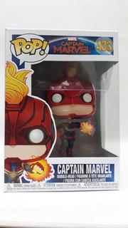 Funko Pop! #433 Capitana Marvel Avengers Original