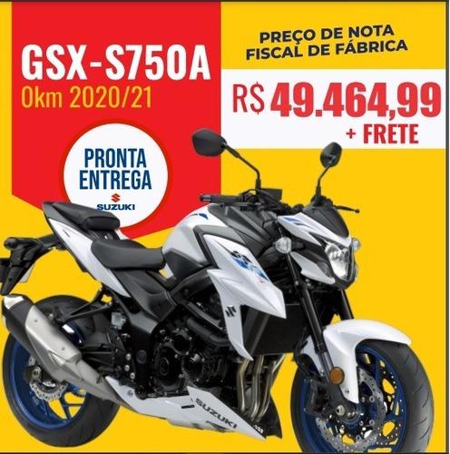 Suzuki Gsx-s750 A 2021 Okm