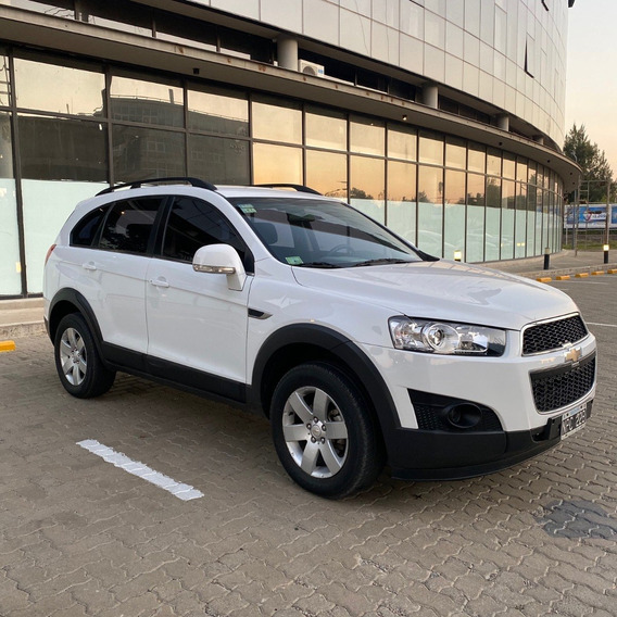 Chevrolet Captiva 2.4 Ls Mt Fwd 167cv